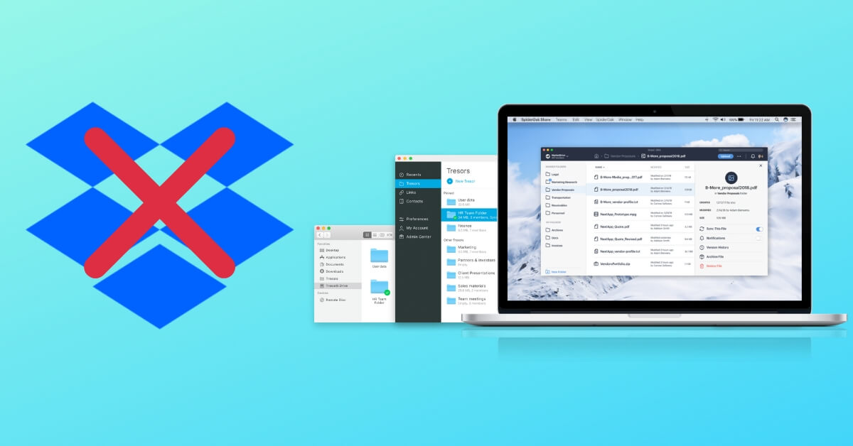 The best encrypted and private alternatives to Dropbox