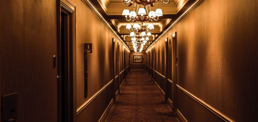 The hotel industry didn't get the memo on privacy