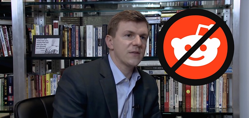 Reddit suspends Project Veritas after the release of Google