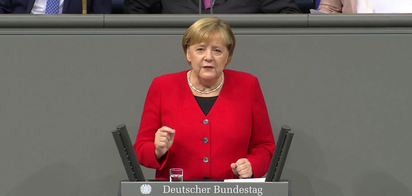 "Angela Merkel says Germany must limit speech or ""society will no longer be the free society it was"""