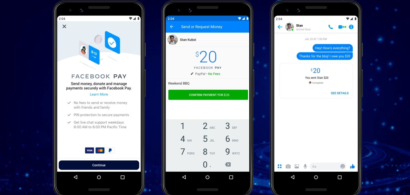 Facebook Pay Is Here For Those That