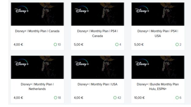 Disney User Account Logins Are Appearing On The Dark Web But Disney Said It Wasn T Hacked