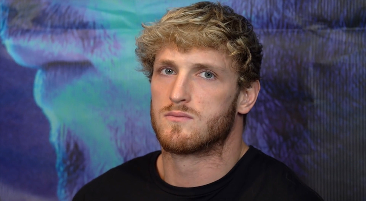 Logan Paul has been posting to his main YouTube channel less frequently recently as he focuses on his Impaulsive podcast and other ventures (YouTube - Logan Paul)
