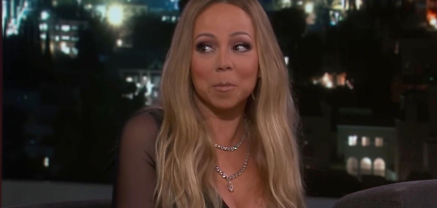 Mariah Carey's Twitter account has been hacked