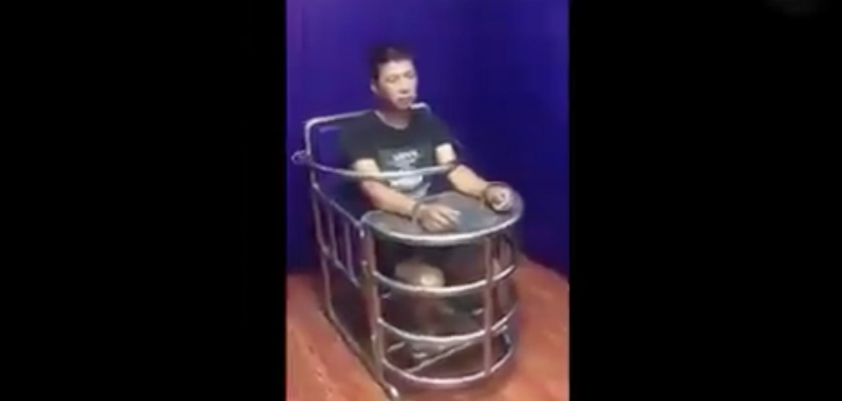 Viral video of Chinese man interrogation reminds the West of the horrors of the Chinese Social Credit system