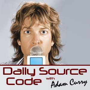 Curry released the very first podcast, The Daily Source Code, in 2003 (TuneIn)