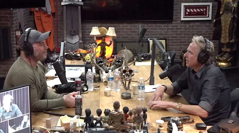 Rogan is now the world's top podcaster and his The Joe Rogan Experience podcast earns an estimated $30 million per year (YouTube - PowerfulJRE)