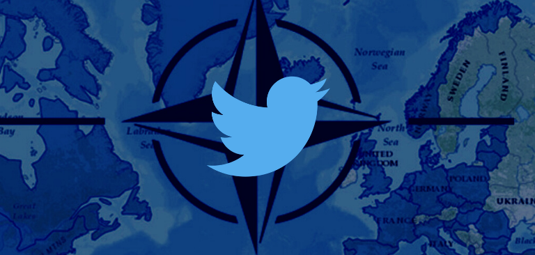 """Twitter bans state accounts for """"undermining faith in NATO"""" and targeted the US and EU"""