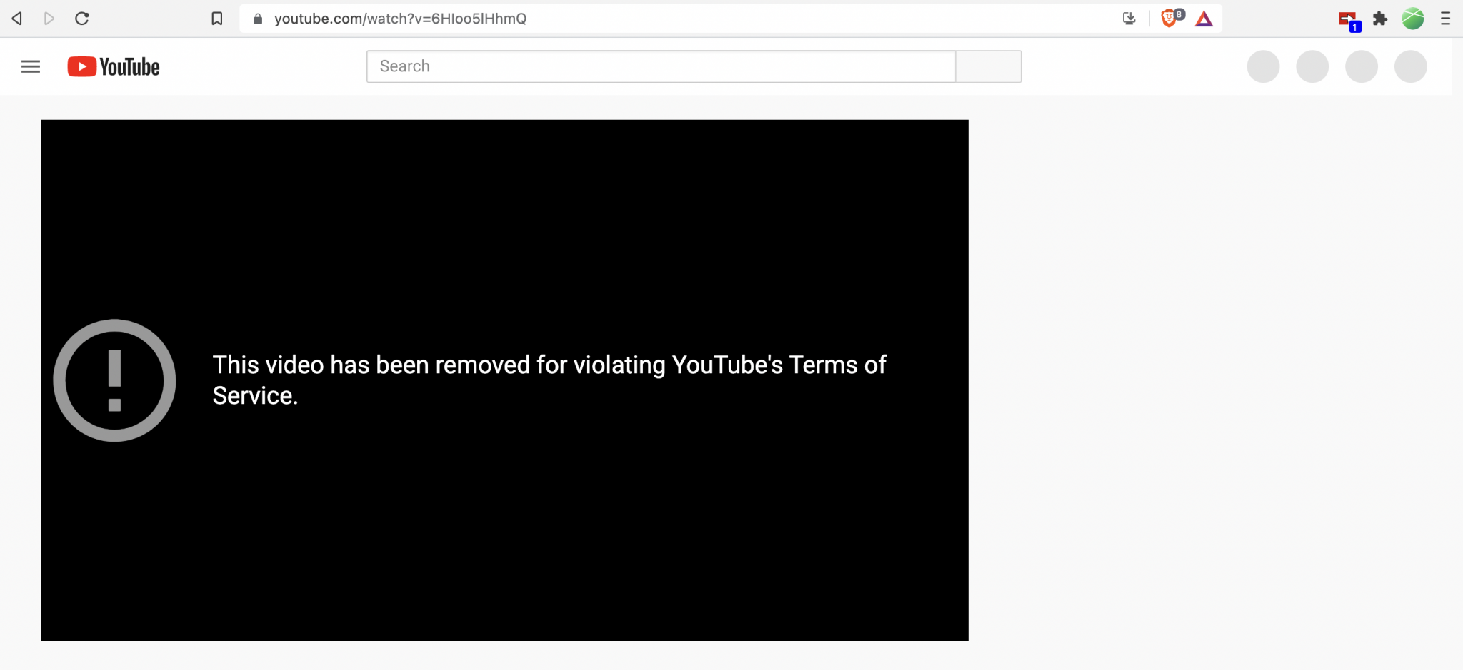TubeShift makes it easy to find censored YouTube videos on Odysee, Rumble, BitChute and more