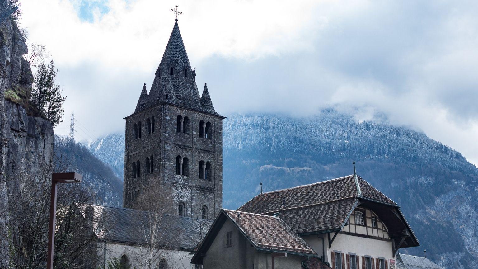 Switzerland's vaccine passport enforcement includes churches
