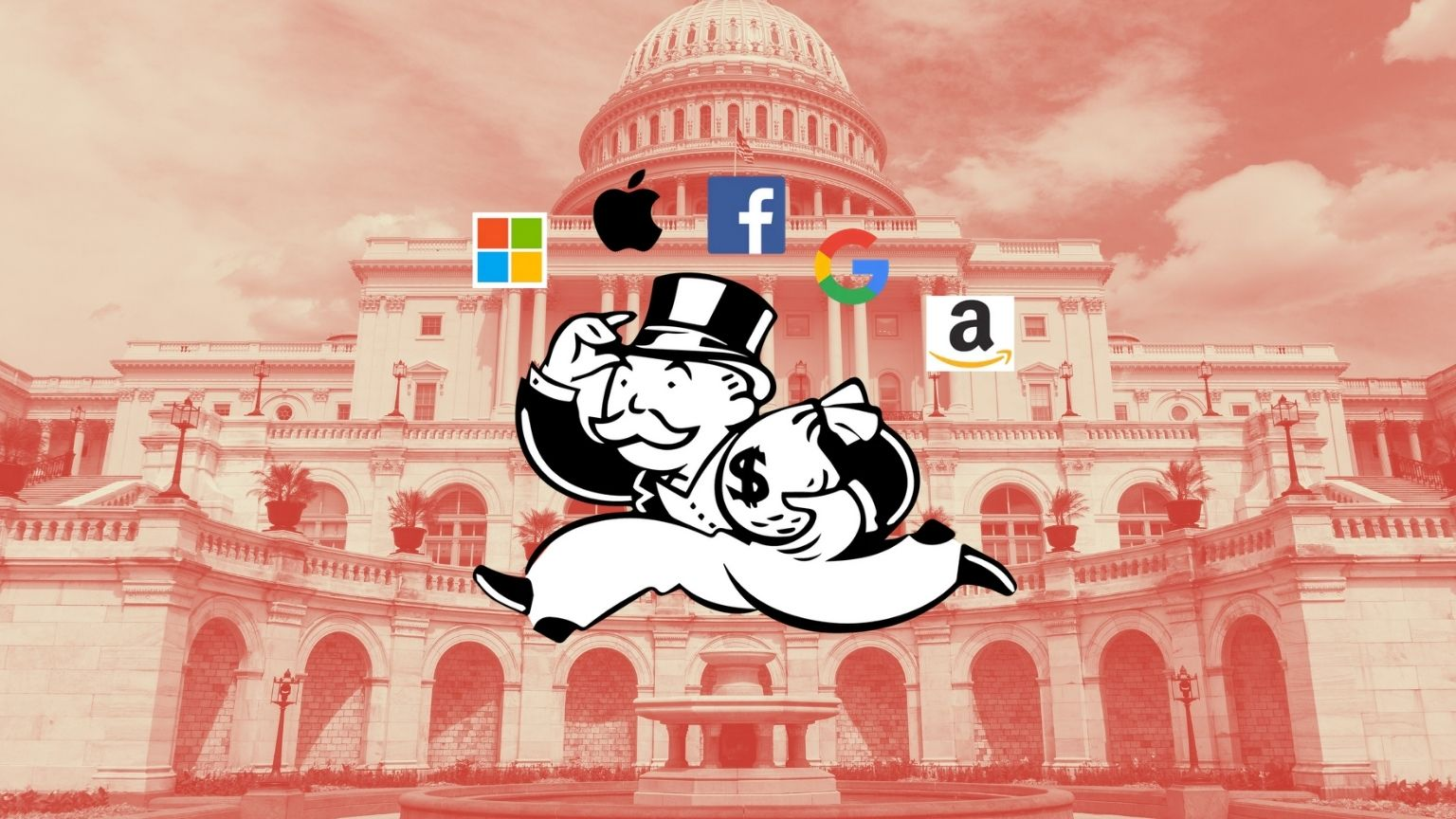 Despite antitrust scrutiny, Big Tech acquisitions are at an all time high